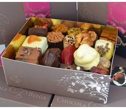 Bonbons, 200 gram in doos van Belga