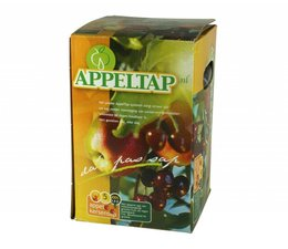 Appelkersensap in tapzak 5 liter