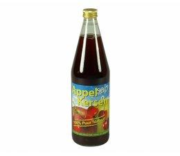 AppelKersensap 0,75 liter
