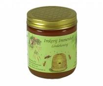 Linde Honing Imkerij Immenhof 500 gram