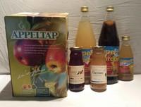 Fruitsappen uit het Rijk van Nijmegen