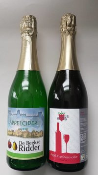 Fruitwijnen en ciders van fruit uit het rijk van Nijmegen