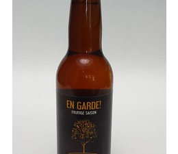 En Garde bier 6,5% 33 cl