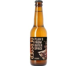 Plan 9 From Outer Space pils 5% 33 cl