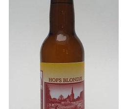 Hofs Blondje bier  7 % 33 cl