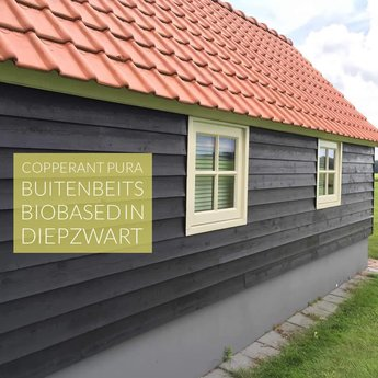 Copperant Pura Dekkende Buitenbeits