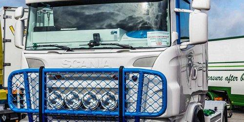 Scania R-serie Topline