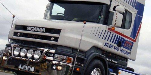 Scania 4-serie Topline