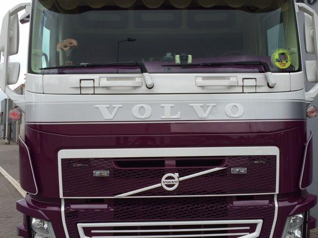 Stylingspakket Volvo FH4 Type 2