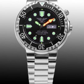 Army Watch Professional diving watch to 1000 meters / 100 atm / EP840