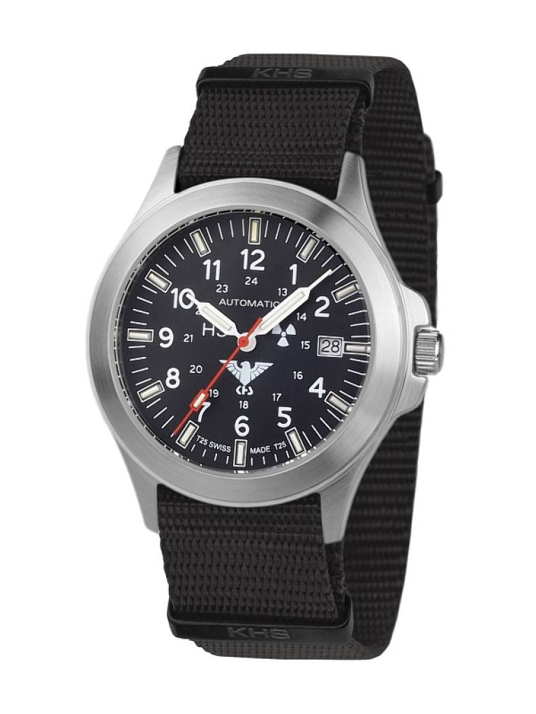 Ksh Uhren khs tactical watches platoon automatik nato armywatch eu