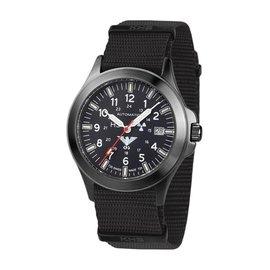 KHS Tactical Watches Black Platoon H3 - Automatik
