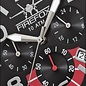 Firefox Watches  High-grade steel FIREFOX SKYDIVER chronograph FFS20-102A black