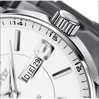 Firefox Watches  Automatic Watch Calibre 8205 / white
