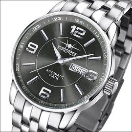 Firefox Watches  Men's Wristwatch Calibre 8205 / titanium gray