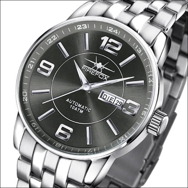 automatic titanium watch