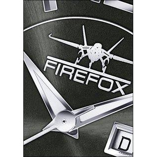 Firefox Watches  Automatic Automatic Men's Wristwatch Calibre 8205 / titanium gray