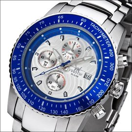 Firefox Watches  Fliegeruhr Chronograph Blatt | FFS18-103