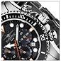 Firefox Watches  Firefox Edelstahl ABS Chronograph 10 ATM/100 Meter | FFS235-102 black