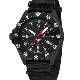 KHS Tactical Watches Shooter with Nato Strap black