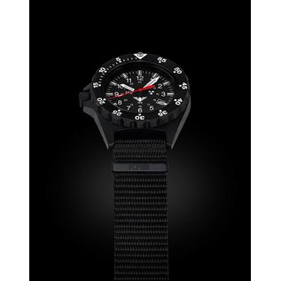 KHS Tactical Watches Shooter | Natostrap X | TAC Black