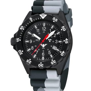 KHS Tactical Watches Shooter | Diverband Camouflage Grey