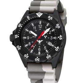 KHS Tactical Watches Uhren | Militäruhren Shooter | Diverband Camouflage Tan