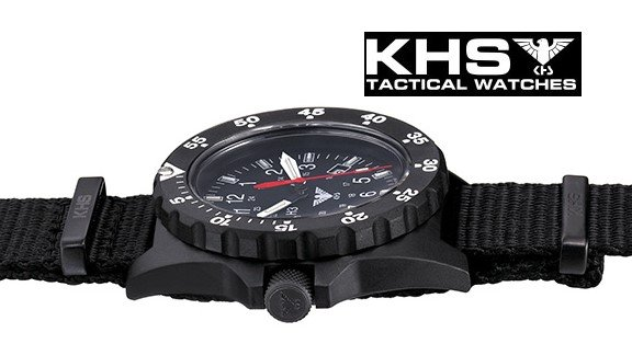 Ksh Uhren khs tactical watches khs shooter with diver camouflage