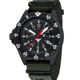 KHS Tactical Watches KHS Shooter mit Natoband X|TAC Oliv