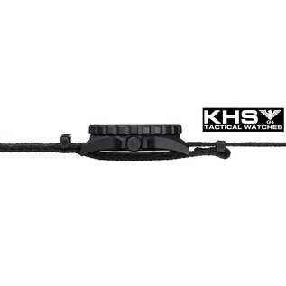 KHS Tactical Watches KHS H3 Militäruhr Shooter   Natoband X TAC Tan