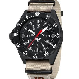 KHS Tactical Watches Shooter | Natoband X|TAC Tan