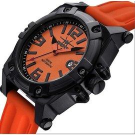 Firefox Watches  Men's Automatic Watch Orange Calibre 8205 | yellow