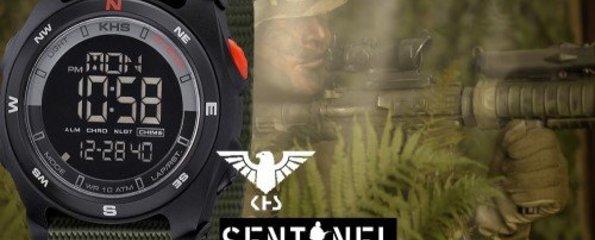 KHS Uhren KHS Sentinel DC, Digital Compass