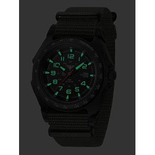 KHS Tactical Watches KHS Sentinel A mit Natoarmband Oliv | KHS.SEAB.NO