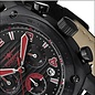 Firefox Watches  BATTLESHIP Herren Chronograph Fliegeruhr FFS22-105 schwarz/rot