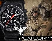 KHS Platoon LDR H3 Chronograph.