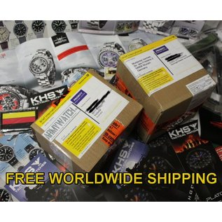 Worldwide and Free Shipping!
