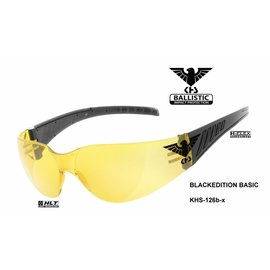 KHS Tactical Optics Sunglasses Tactical goggles Basic Yellow