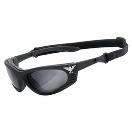 KHS Tactical Optics KHS-101-a Taktische Einsatzbrille mit Polster Ready for Mission