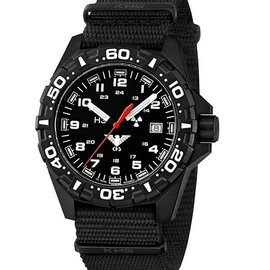 KHS Tactical Watches Army Watch Red Reaper Nato band black