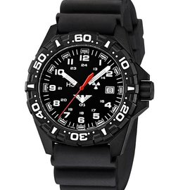 KHS Tactical Watches Military Watch Reaper Diver Bracelet Black