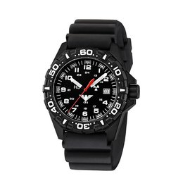 KHS Tactical Watches Reaper Silikonband Black