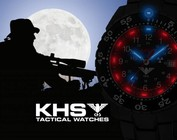 Enforcer Steel MK3Tactical Watch