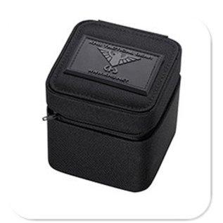 KHS Tactical Watches Military Watch Enforcer Black Steel MK3   Black Diver Strap
