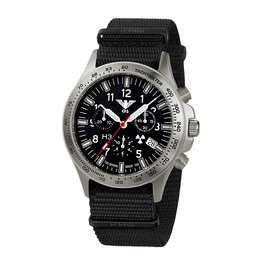 KHS Tactical Watches Platoon Titan H3 Chronograph