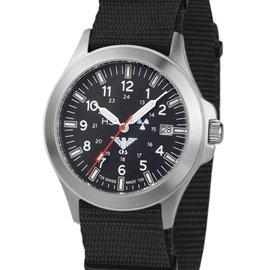 KHS Tactical Watches KHS Platoon H3 Titanium Automatic - Nato Strap KHS.PTA.NB