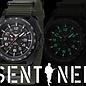 KHS Tactical Watches KHS Sentinel A mit Natoarmband Oliv | KHS.SEAB.NO