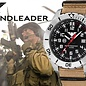 KHS Tactical Watches KHS Special operations Watch Country Leader Steel with Nato band Tan ( sand )
