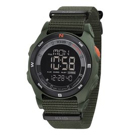KHS Tactical Watches Sentinel DC Digital Compass Oliv