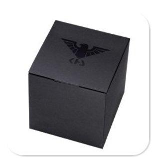 KHS Tactical Watches Sentinel AC, Chronograph Black   Silikonband Black